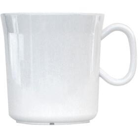 Waca Mug Melamine 400ml, blanco